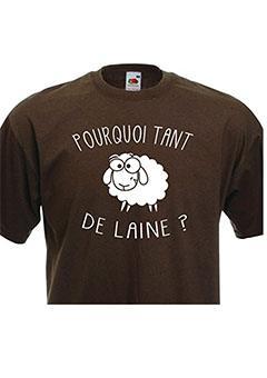 t-shirt laine