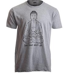 tee-shirt bouddah