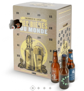 calendrier bières du monde