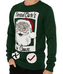 pull moche Santa Claus