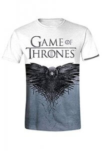 t shirt crow games of throne