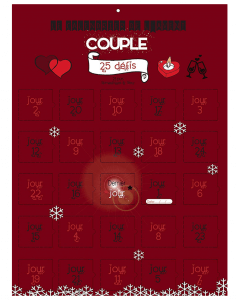 calendrier defis coquins