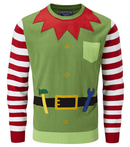 pull elfe 3d