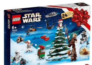 calendrier Star Wars Lego
