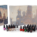 calendrier avent vernis opi
