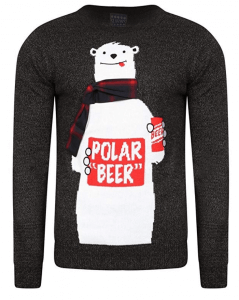 pull moche avec ours